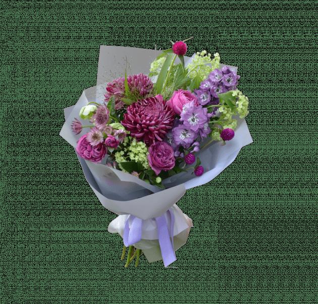 Бузкова розкіш – Інтернет-магазин квітів STUDIO Flores