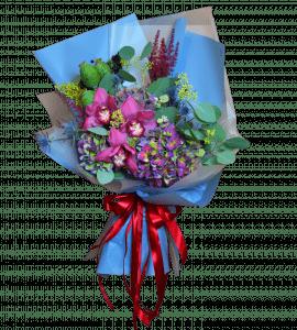 Огни мегаполиса – Интернет-магазин цветов STUDIO Flores