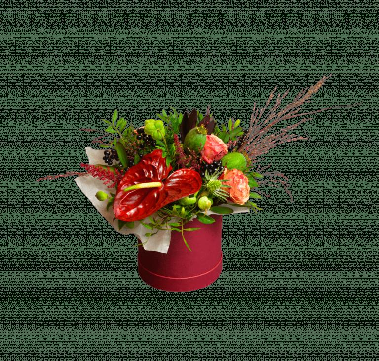 Лев'яче серце – Інтернет-магазин квітів STUDIO Flores