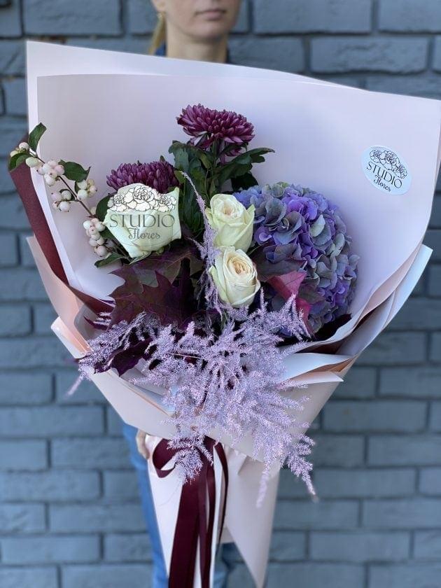 Bouquet Evening romance – Flower shop STUDIO Flores