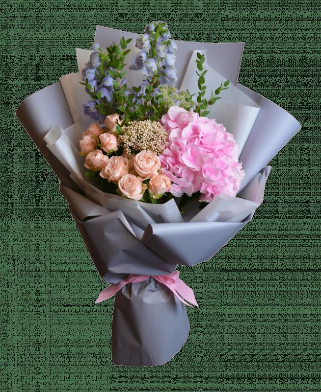 Букет Леди – Интернет-магазин цветов STUDIO Flores