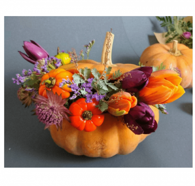 Букет Праздник урожая – Интернет-магазин цветов STUDIO Flores