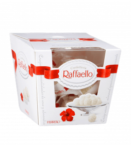 Конфеты Рафаэлло – Flower shop STUDIO Flores