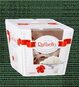 Raffaello sweets – Flower shop STUDIO Flores