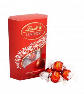 Конфеты LINDT – Flower shop STUDIO Flores