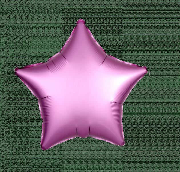 Звезда сатин фламинго – Интернет-магазин цветов STUDIO Flores