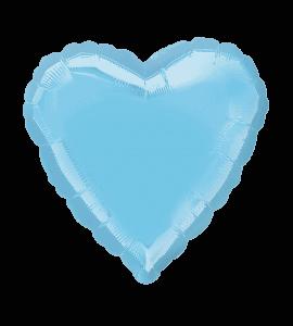 Сердце голубая жемчужина – Интернет-магазин цветов STUDIO Flores
