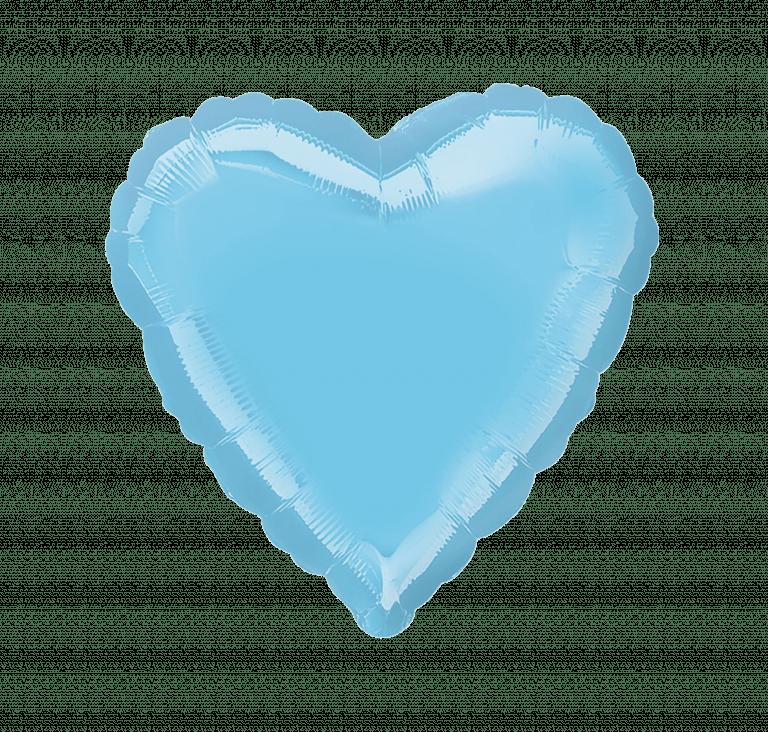 Серце блакитна перлина – Інтернет-магазин квітів STUDIO Flores