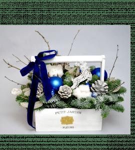 Сказочная Лапландия – Flower shop STUDIO Flores