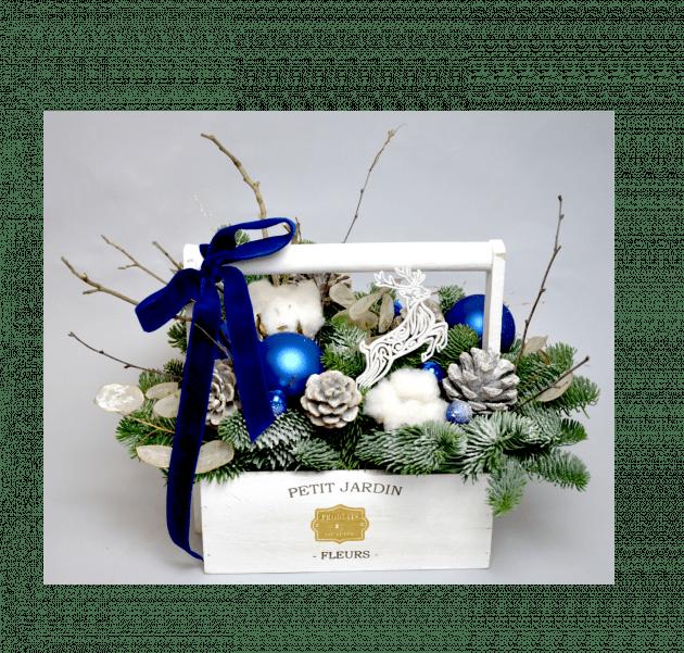 Казкова Лапландія – Інтернет-магазин квітів STUDIO Flores