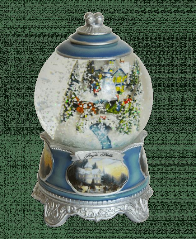 Эксклюзивный новогодний шар – Интернет-магазин цветов STUDIO Flores