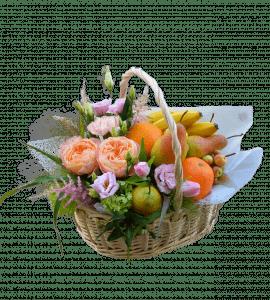 Корзина здоровье – Интернет-магазин цветов STUDIO Flores