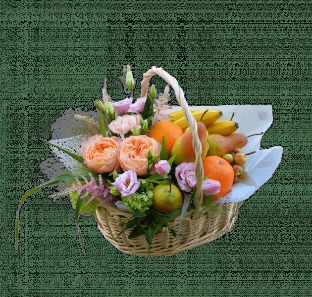 Корзина здоров'я – Інтернет-магазин квітів STUDIO Flores