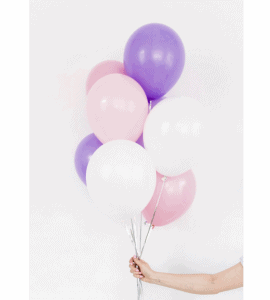 Matte balloon – Flower shop STUDIO Flores