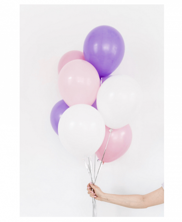 Matte balloon – Flower shop STUDIO Flores