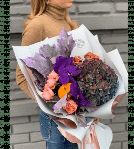 """Букет """"Дары осени"""" – Flower shop STUDIO Flores"""