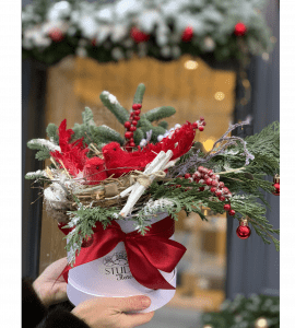 Букет Волшебный лес – Интернет-магазин цветов STUDIO Flores