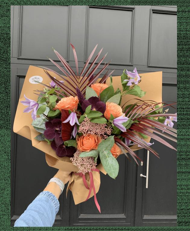 Букет Фантазия – Интернет-магазин цветов STUDIO Flores