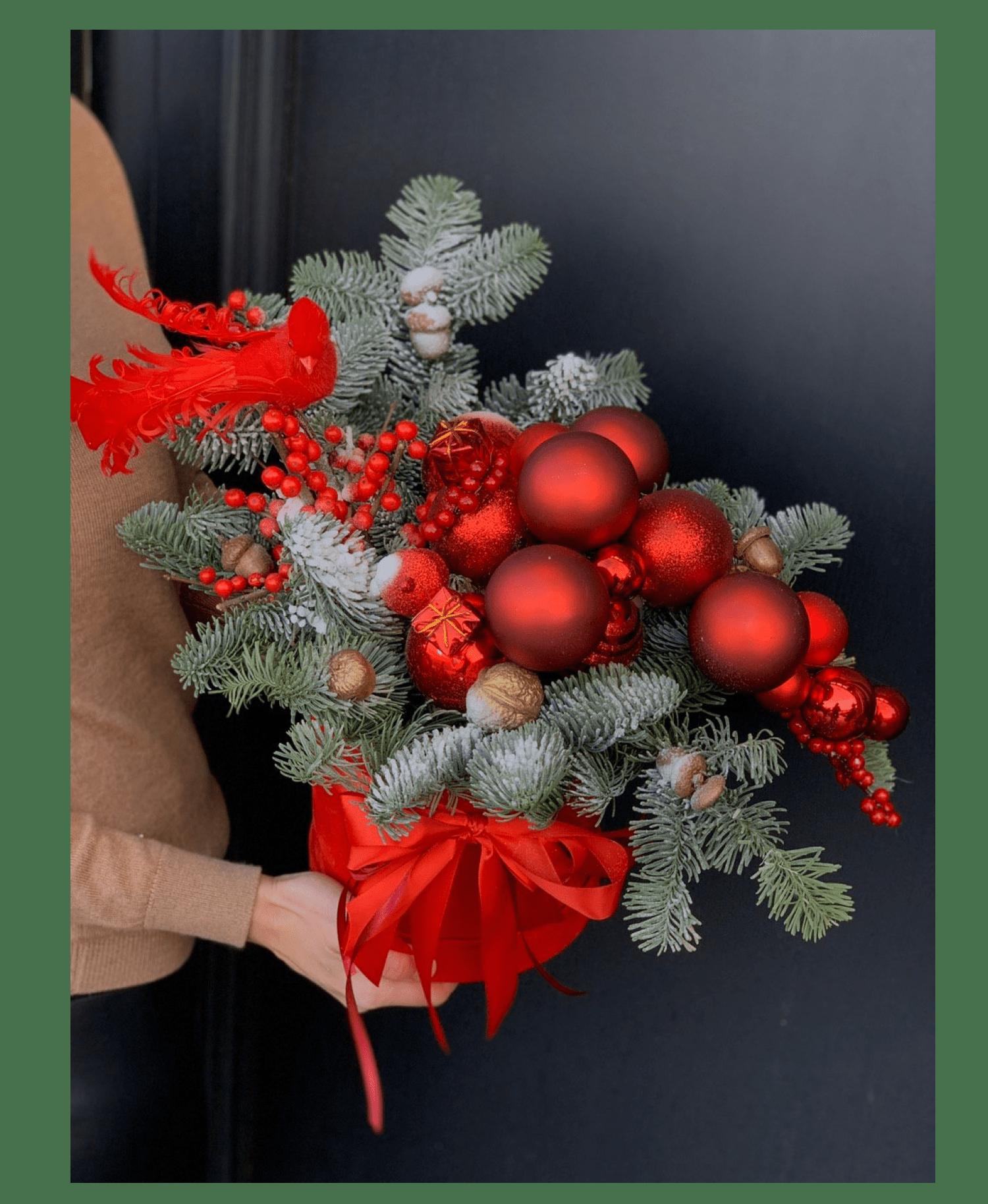 Christmas tree - flores-shop.com.ua