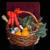 Кошик Новорічний – зображення 2 – Інтернет-магазин квітів STUDIO Flores