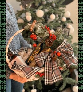 Новогодний подарок 2 – Flower shop STUDIO Flores
