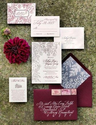 Свадьба в цвете марсала – изображение 4 – STUDIO Flores