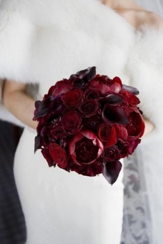 Свадьба в цвете марсала – изображение 11 – STUDIO Flores
