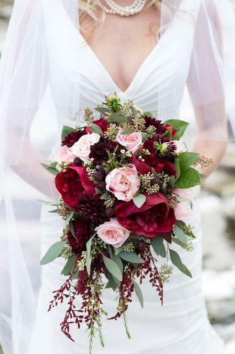 Свадьба в цвете марсала – изображение 12 – STUDIO Flores