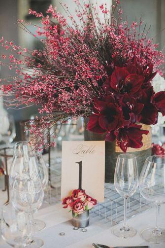 Свадьба в цвете марсала – изображение 19 – STUDIO Flores
