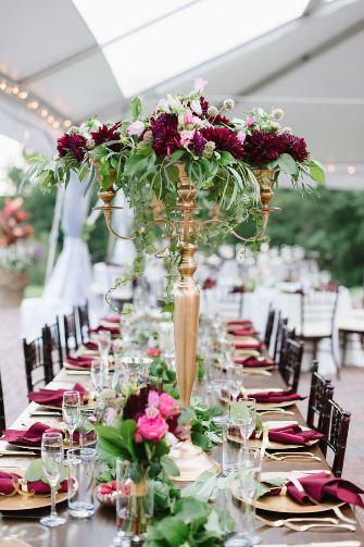 Свадьба в цвете марсала – изображение 24 – STUDIO Flores