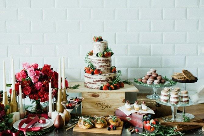 Свадьба в цвете марсала – изображение 26 – STUDIO Flores