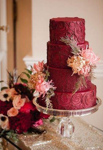 Свадьба в цвете марсала – изображение 27 – STUDIO Flores
