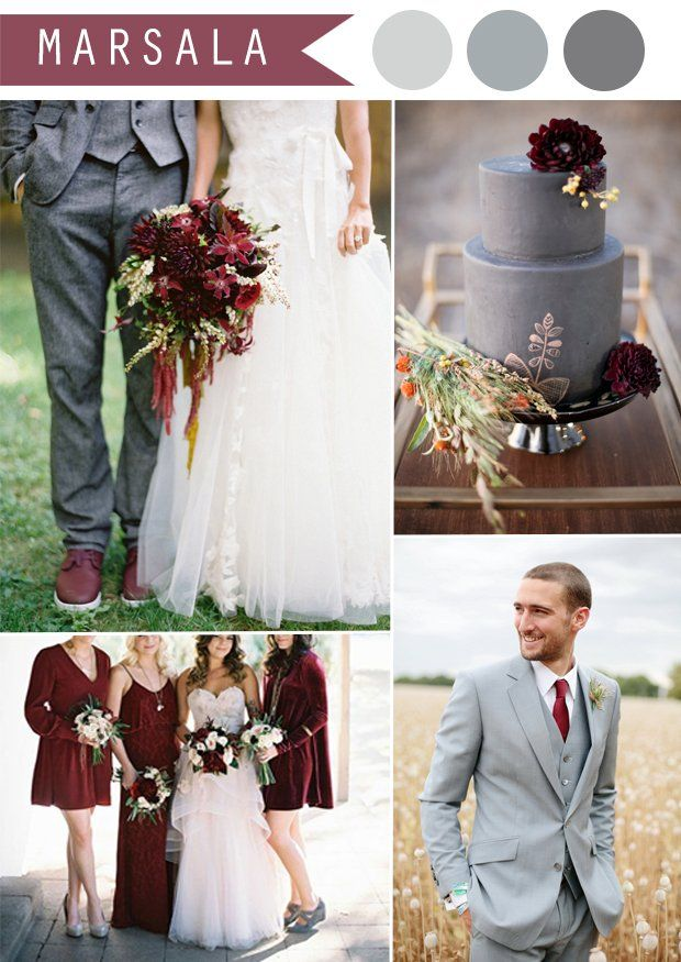Свадьба в цвете марсала – изображение 32 – STUDIO Flores