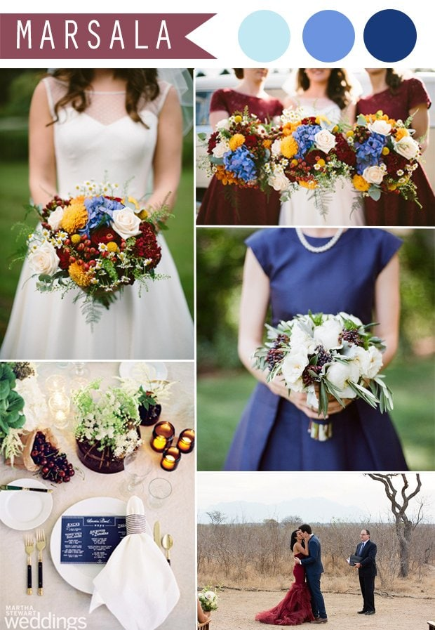 Свадьба в цвете марсала – изображение 30 – STUDIO Flores