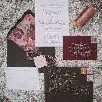 Свадьба в цвете марсала – изображение 8 – STUDIO Flores