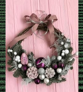 Веночек Пудра – Интернет-магазин цветов STUDIO Flores