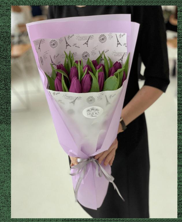 Цветы на день рождения бабушке