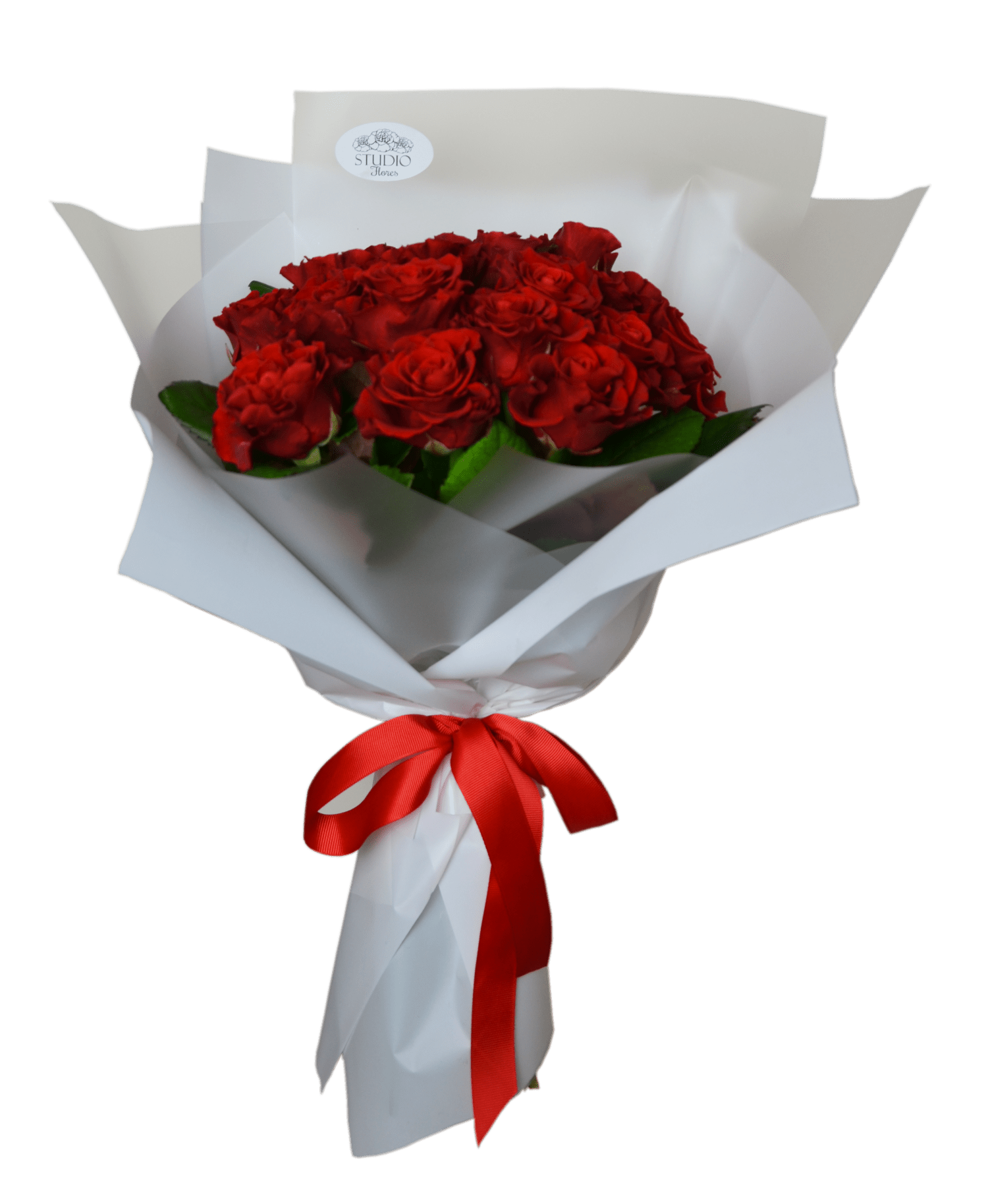 Order Bouquet Of Flowers 19 Roses Of El Toro With Delivery Across