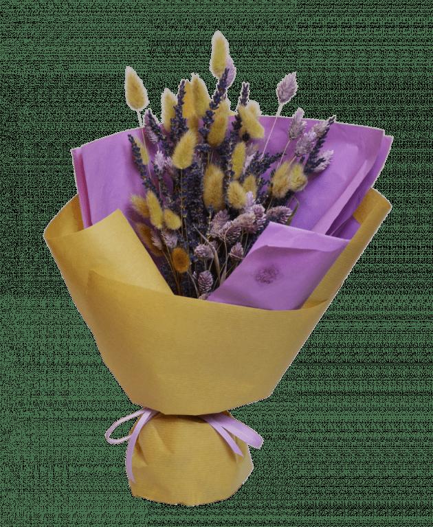 Букет Лаванды – Интернет-магазин цветов STUDIO Flores