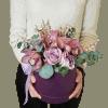 Букет Полярная звезда – изображение 2 – Интернет-магазин цветов STUDIO Flores