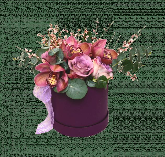 Букет Полярная звезда – Интернет-магазин цветов STUDIO Flores