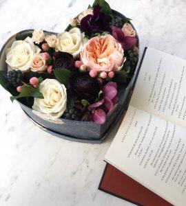 Букет Джейн Остин – Интернет-магазин цветов STUDIO Flores
