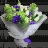 Букет с анемонами – Интернет-магазин цветов STUDIO Flores