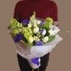 Букет с анемонами – изображение 2 – Интернет-магазин цветов STUDIO Flores