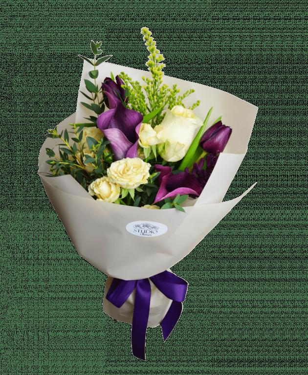 Букет Східні мотиви – Інтернет-магазин квітів STUDIO Flores