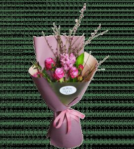 Букет Леди бомбастик – Интернет-магазин цветов STUDIO Flores