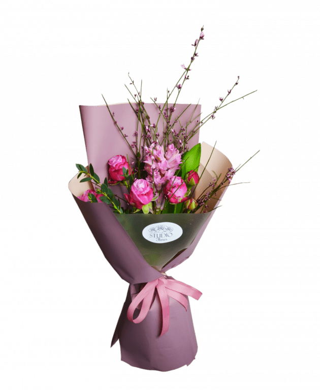 Леди бомбастик – Интернет-магазин цветов STUDIO Flores