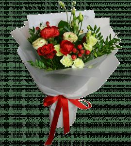 Рубиновые огни – Інтернет-магазин квітів STUDIO Flores