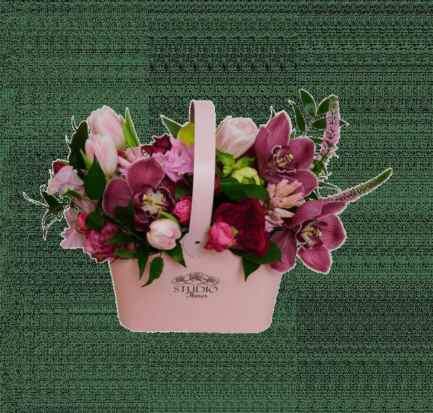Букет Вероника – Интернет-магазин цветов STUDIO Flores