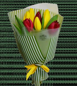 Букет тюльпанов – Интернет-магазин цветов STUDIO Flores